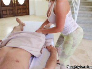 Krissy Lynn - My Naughty Massage